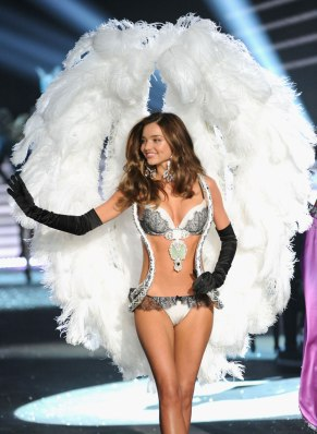 MIRANDA KERR at Victoria's Secret Fashion Show