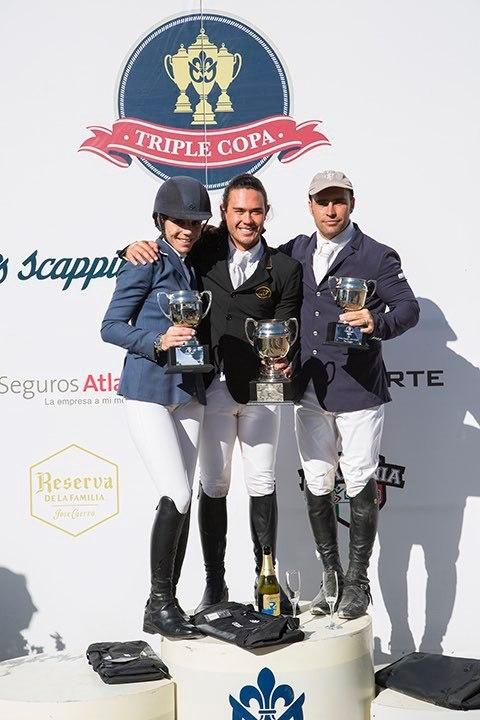 Triple Copa Scappino - Equestre