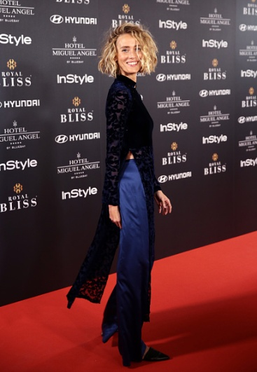 'El Jardin del Miguel Angel And Instyle Beauty Night' Party in Madrid