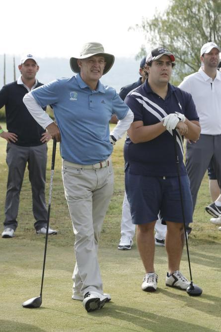 Fernando Creixel y Eduardo del Valle
